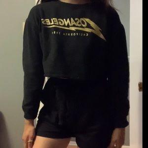 rare LA brandy melville sweatshirt